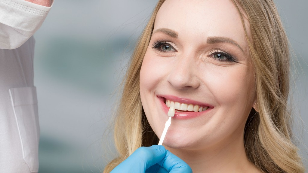 Dr. Clancy can rejuvenate your smile with porcelain veneers.