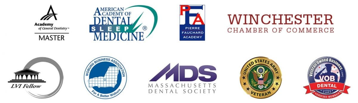 Logos of the organizations Dr. Clancy is a member of